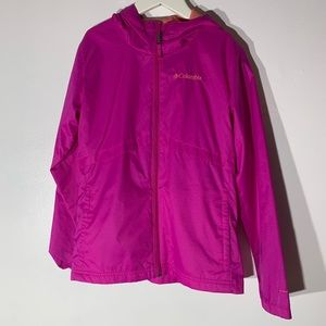 Columbia Omni shield raincoat